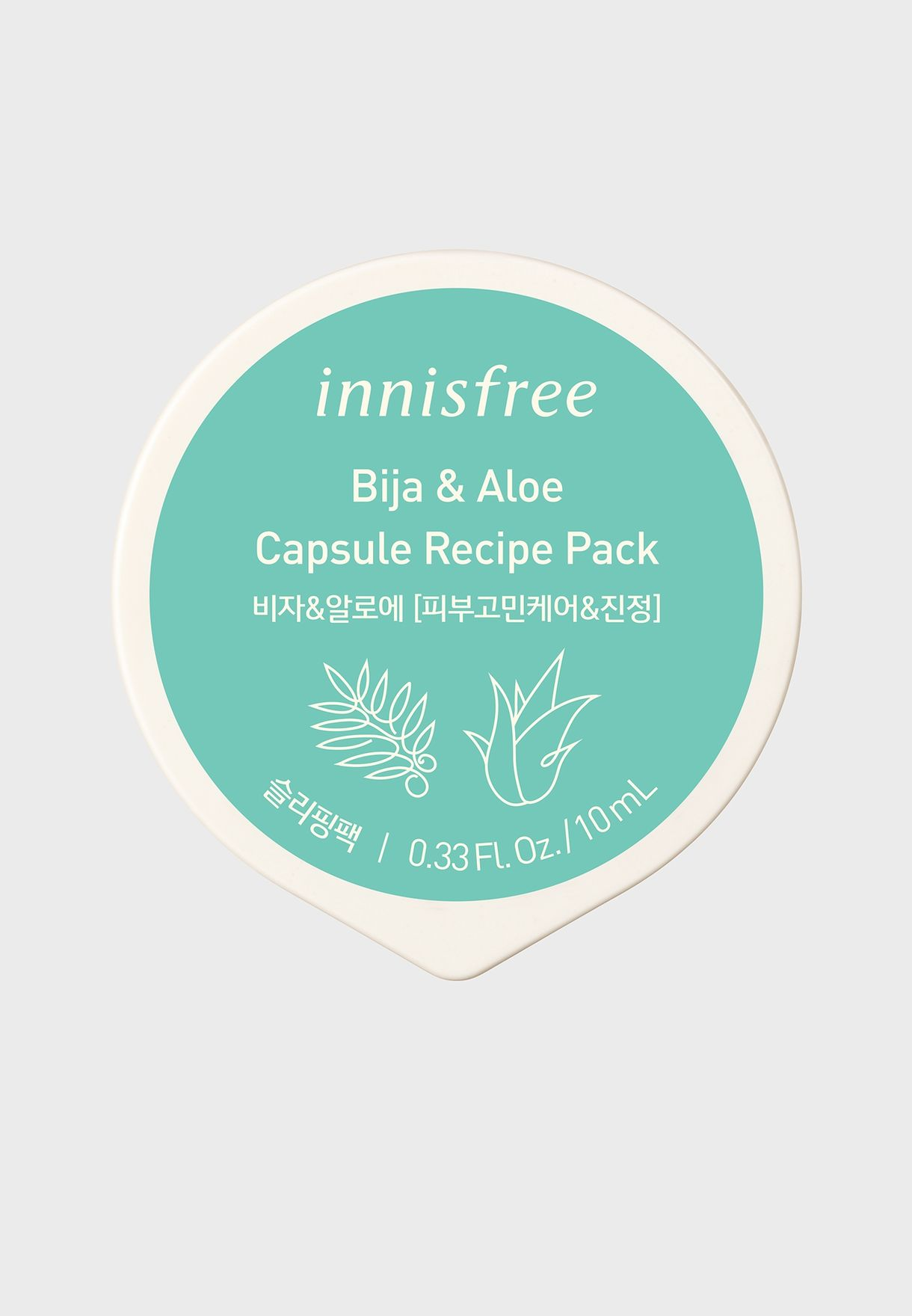 Bija & Aloe Capsule Recipe Pack 10ml
