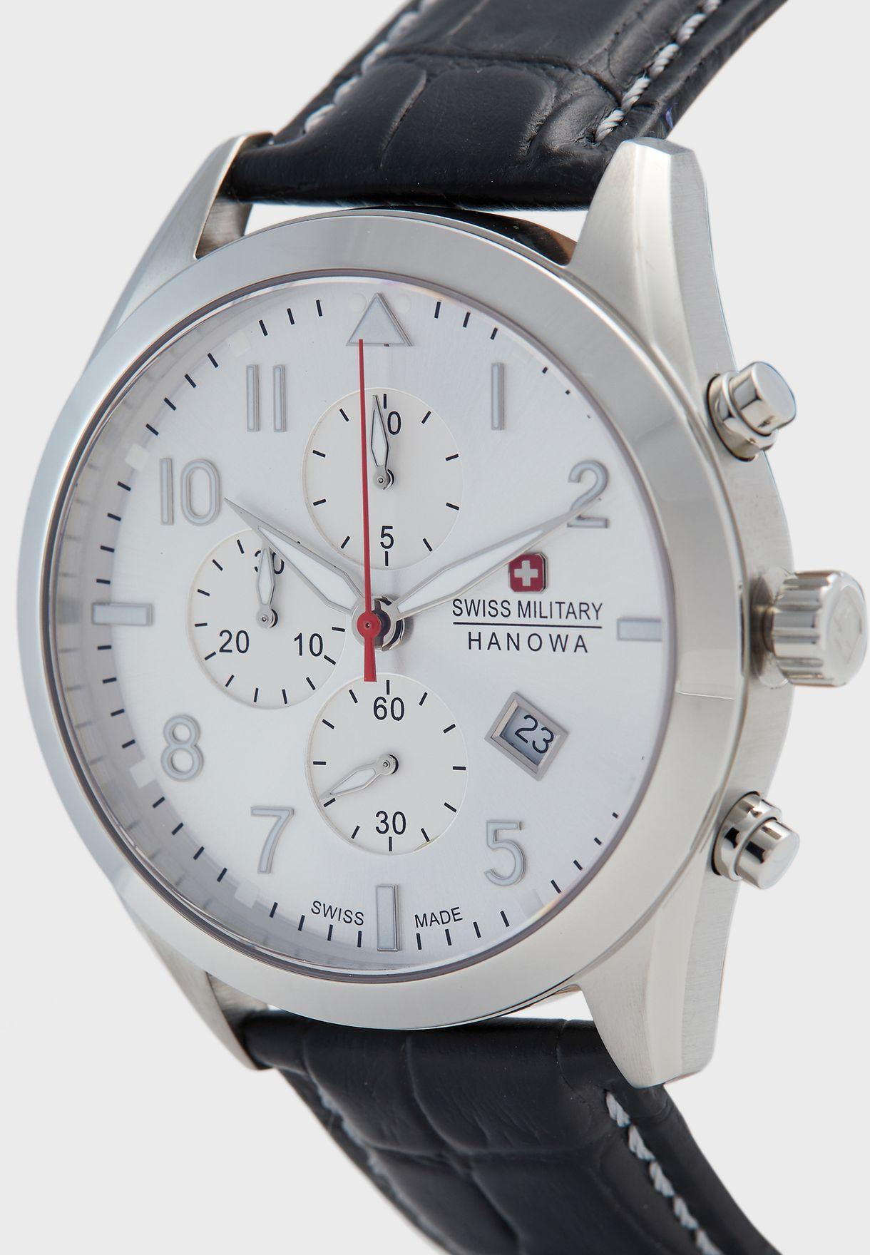 W S6-4316.04.001 Helvetus Chronograph Watch
