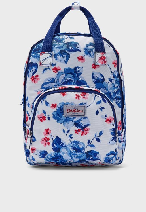 Dulwich Rose Multi Pocket Backpack