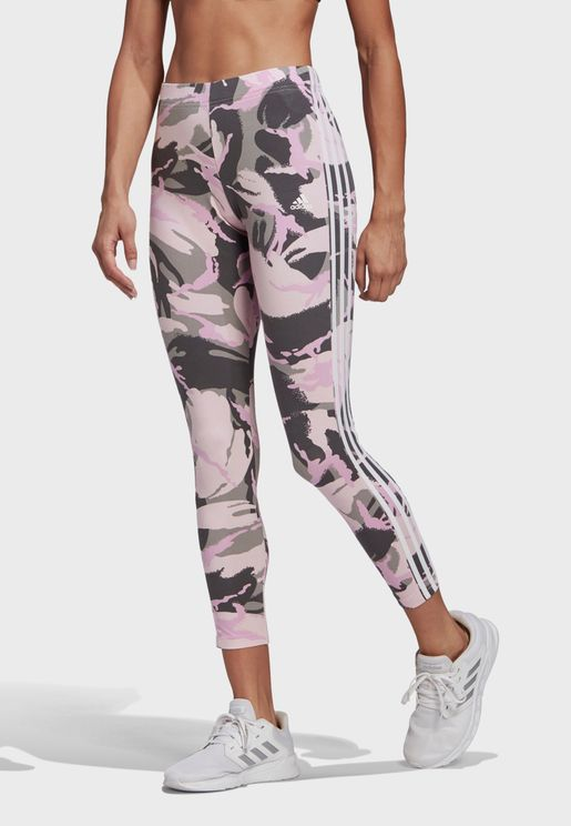 Camo 7/8 Leggings