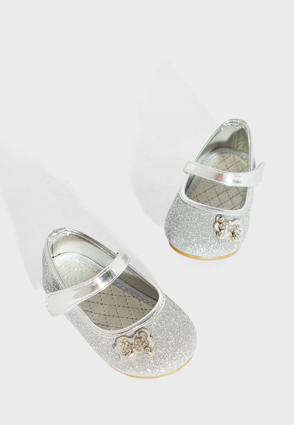 Infant Knot Detail Ballerina