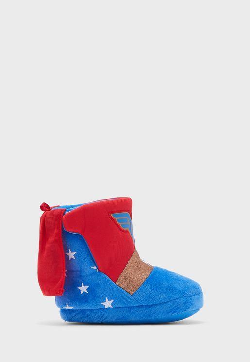 Kids Wonder Woman Boot