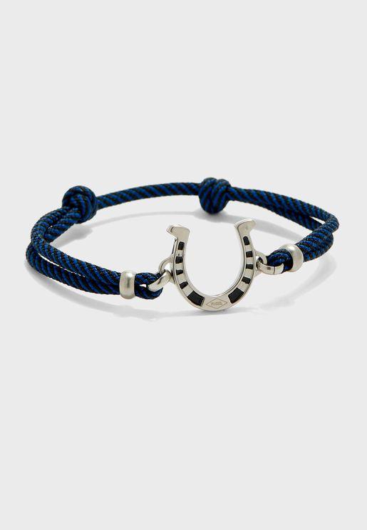 Strike Lucky Nylon Bracelet