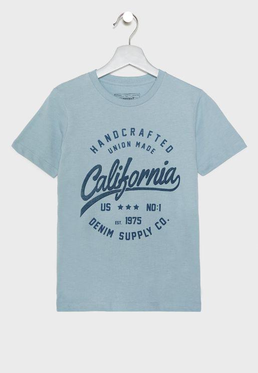 Teen Alex T-Shirt
