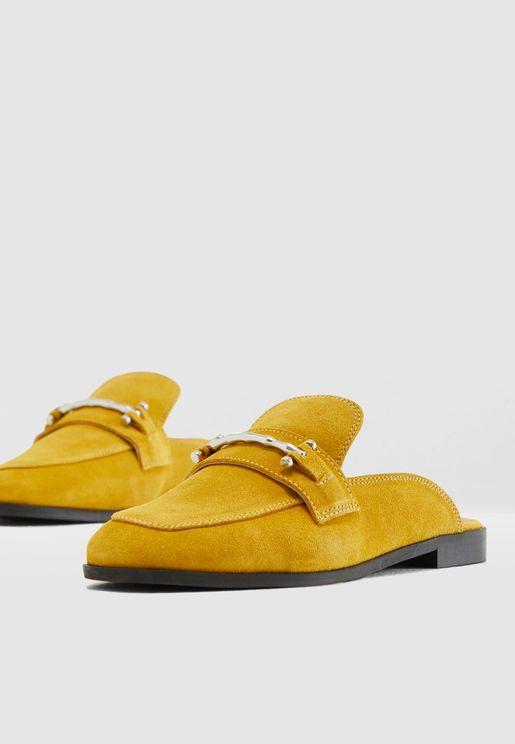 Kyra Slip On - Yellow