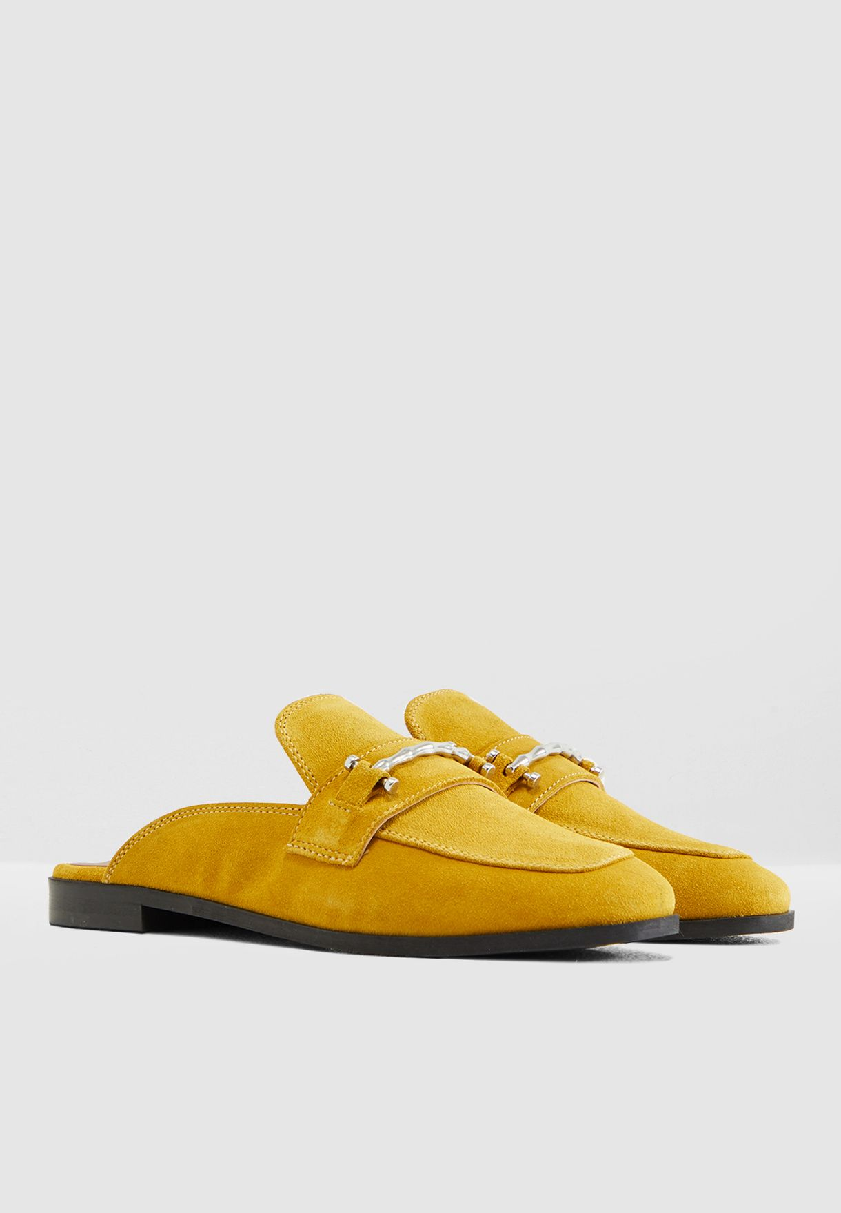 Kyra Slip On - Yellow