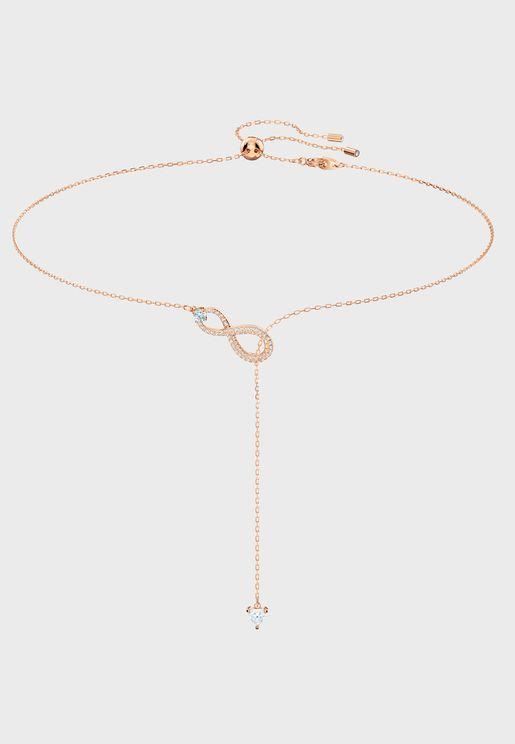 Infinity Y-Necklace