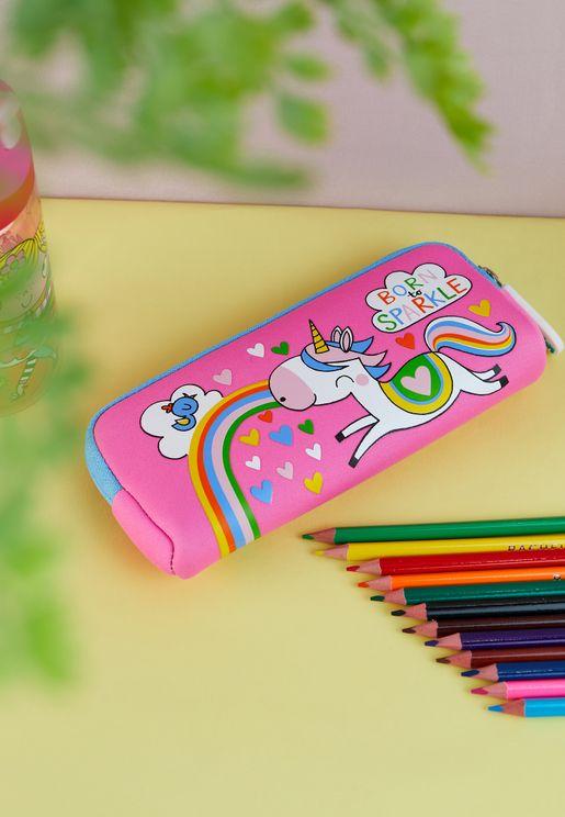 Born To Sparkle Pencil Case