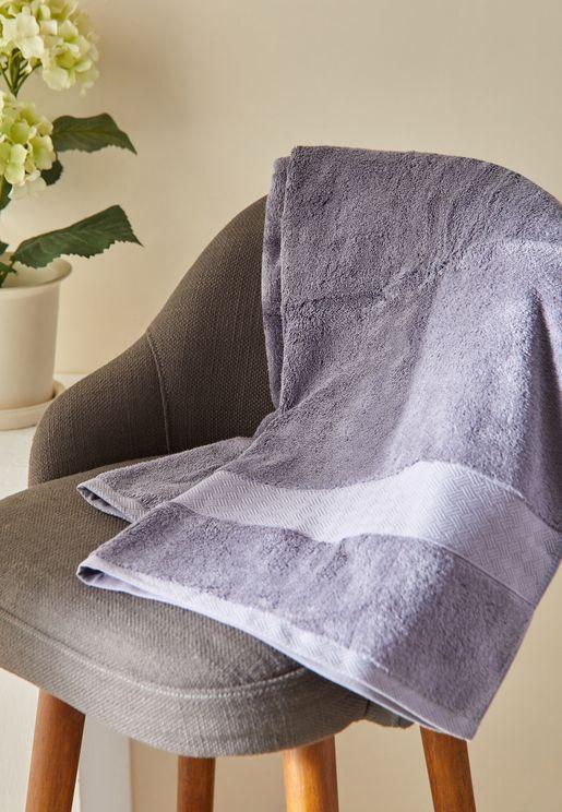 Grey Bath Towel 80*160cm