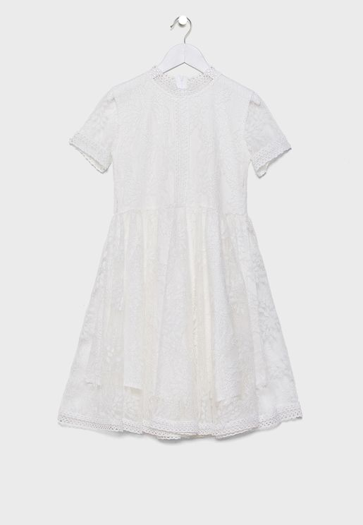 Youth Casual Dress