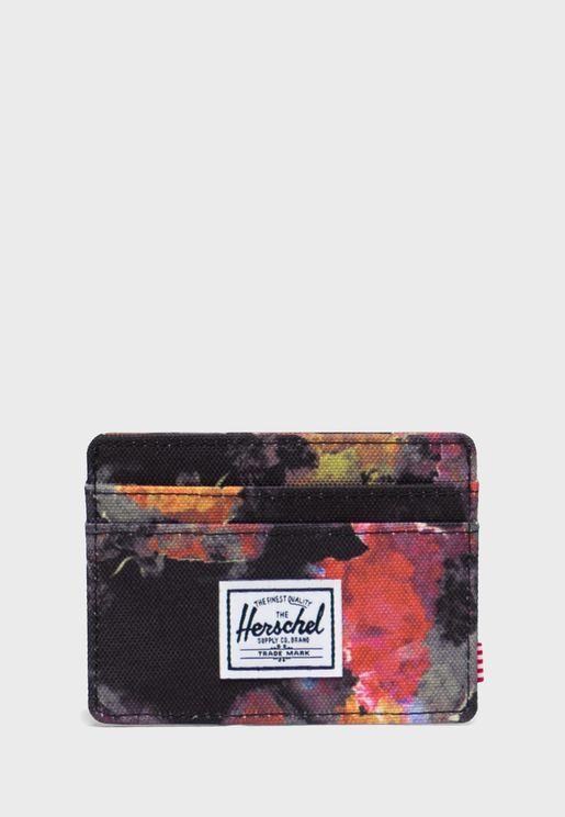 حافظة بطاقات متعددة الجيوب