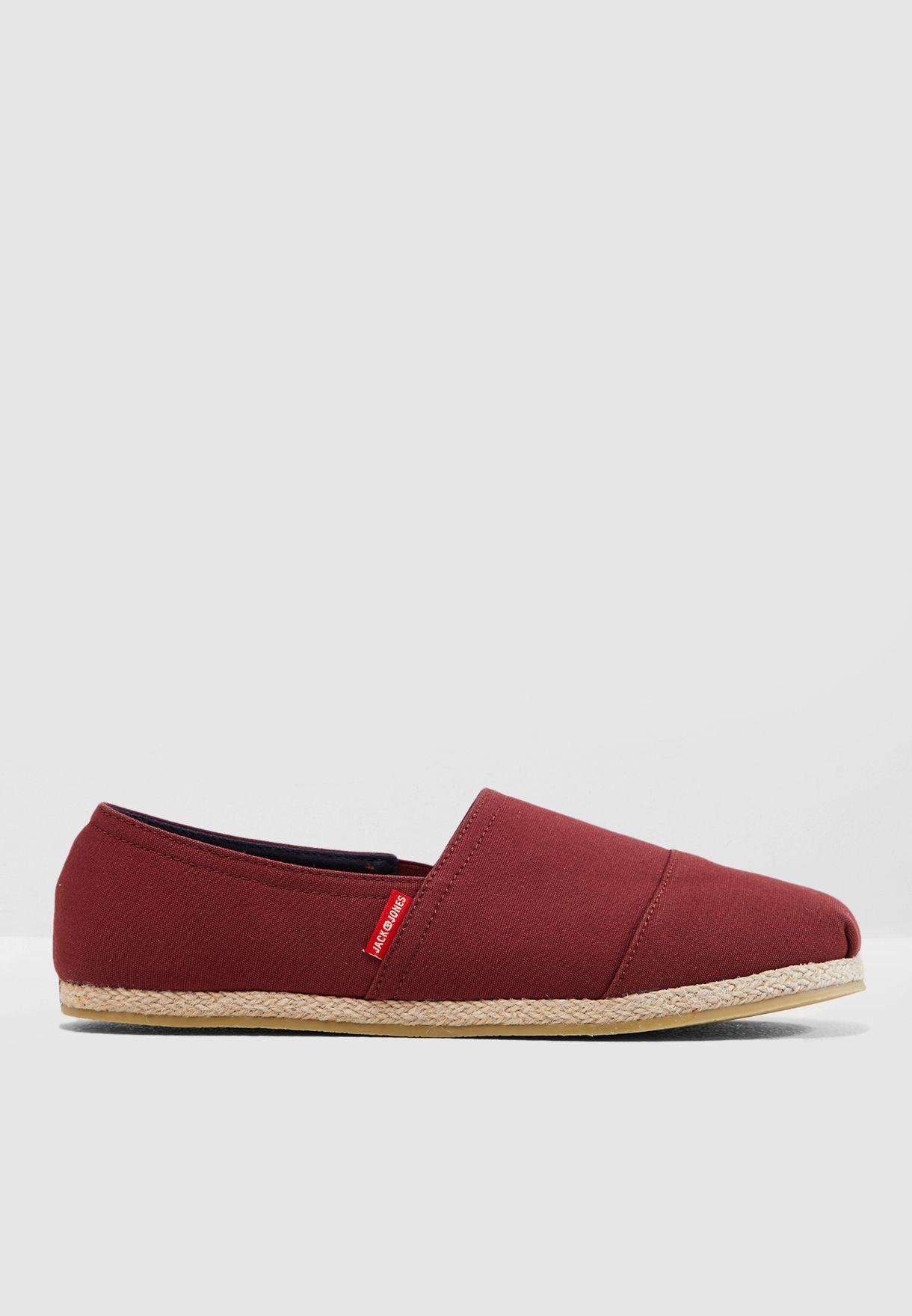 حذاء سبادريل من الكانفاس