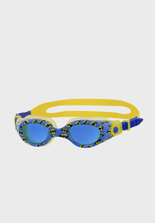 Youth Batman Swimming Goggles