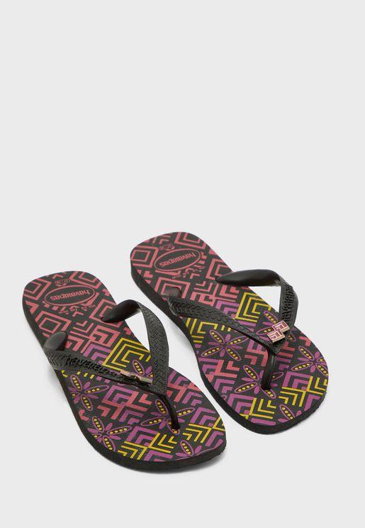 Gracia Flip Flop
