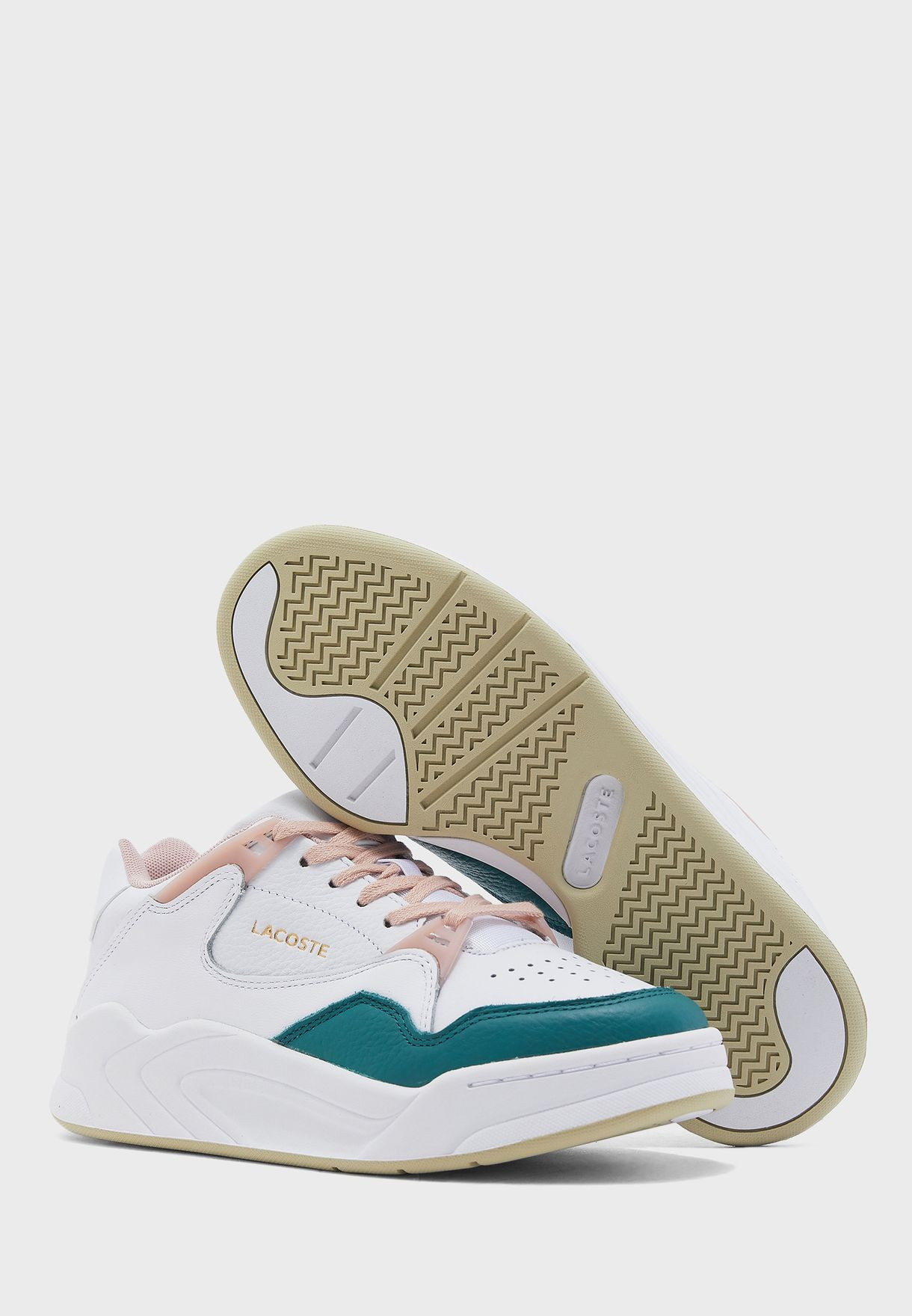 Court Slam Low-Top Sneaker