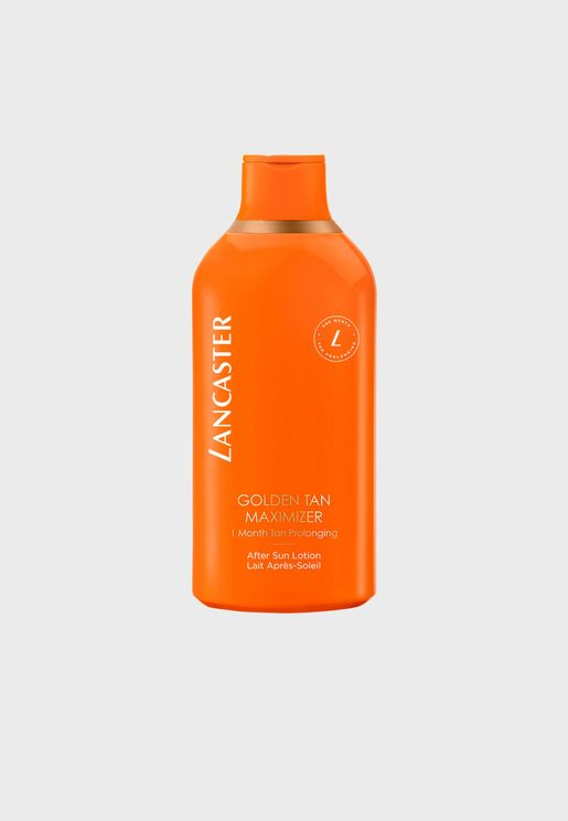 Golden Tan Maximizer - After Sun Lotion 400Ml
