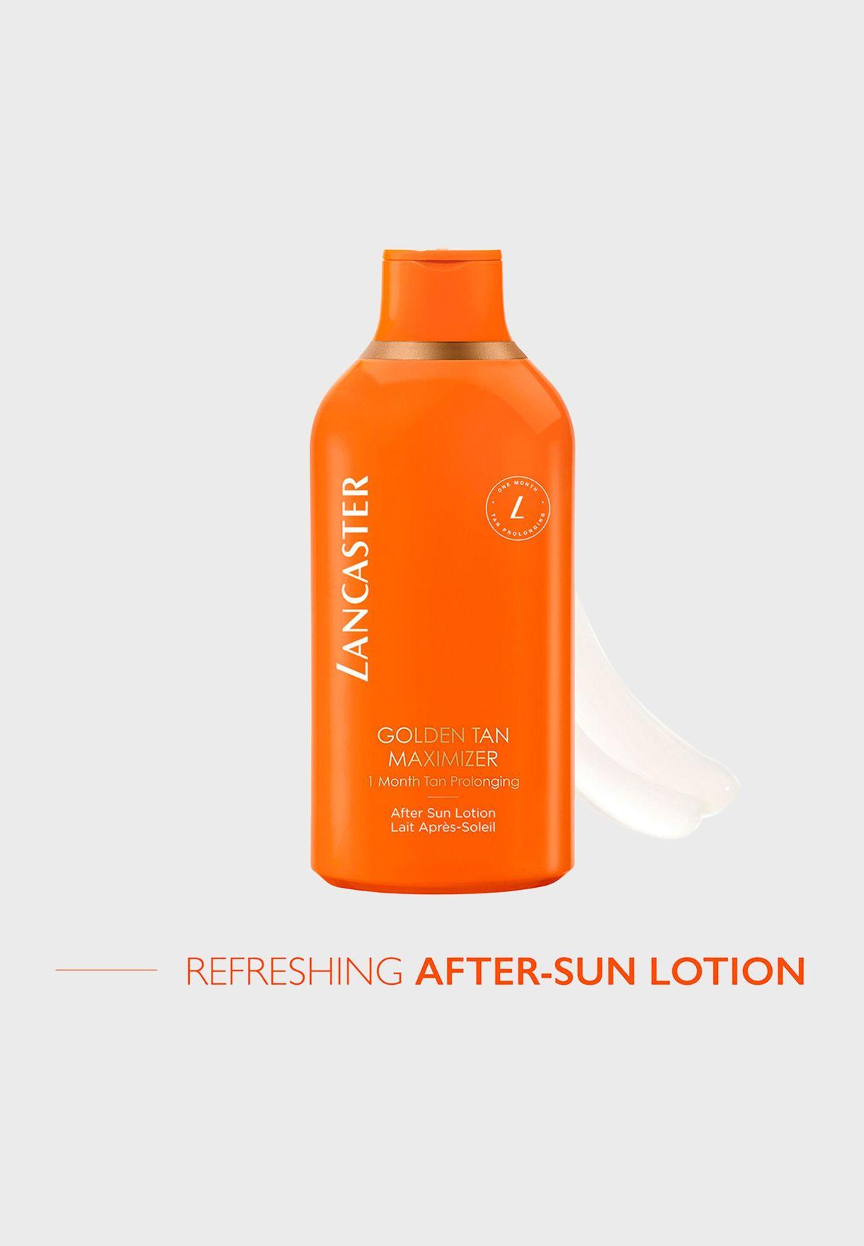 Golden Tan Maximizer - After Sun Lotion 400Ml