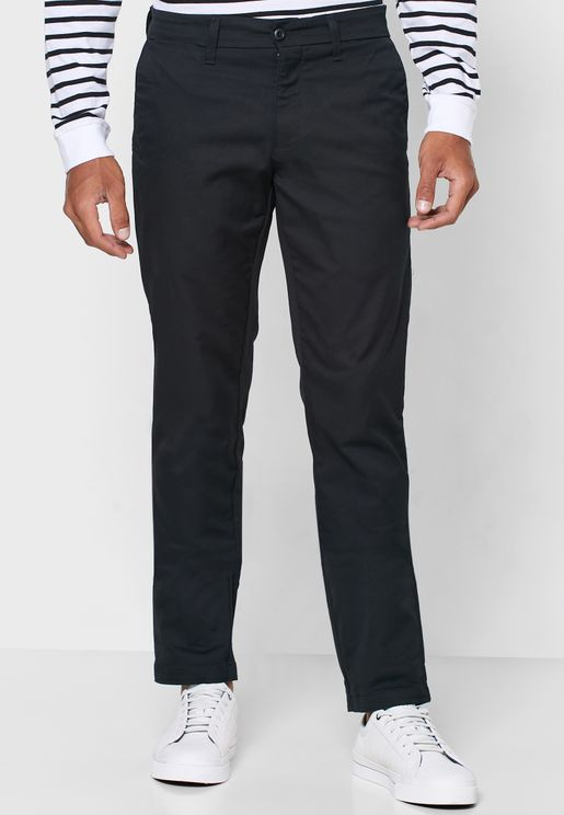 Sid Slim Fit Trousers
