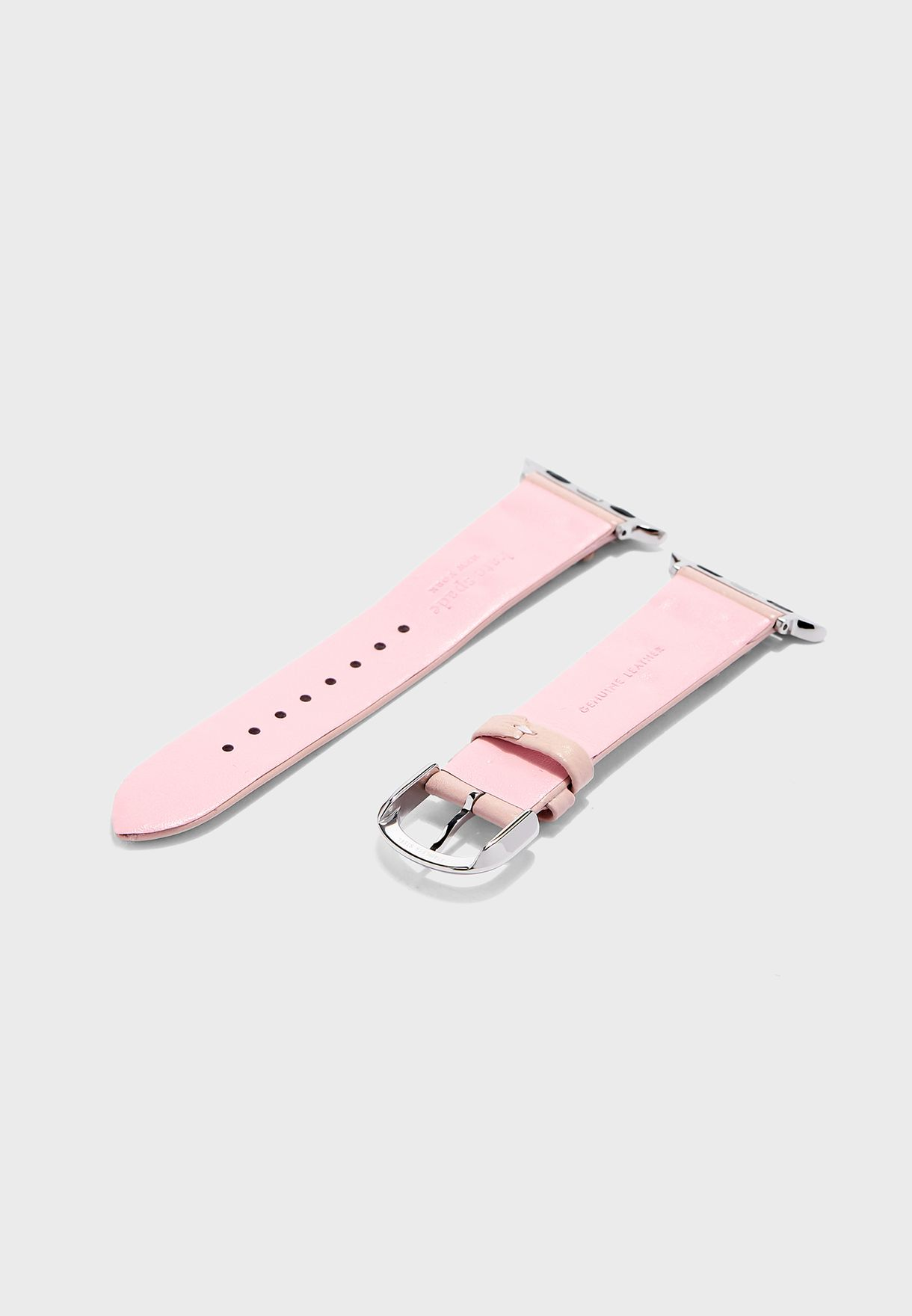 Floral Silicone Apple Watch Strap