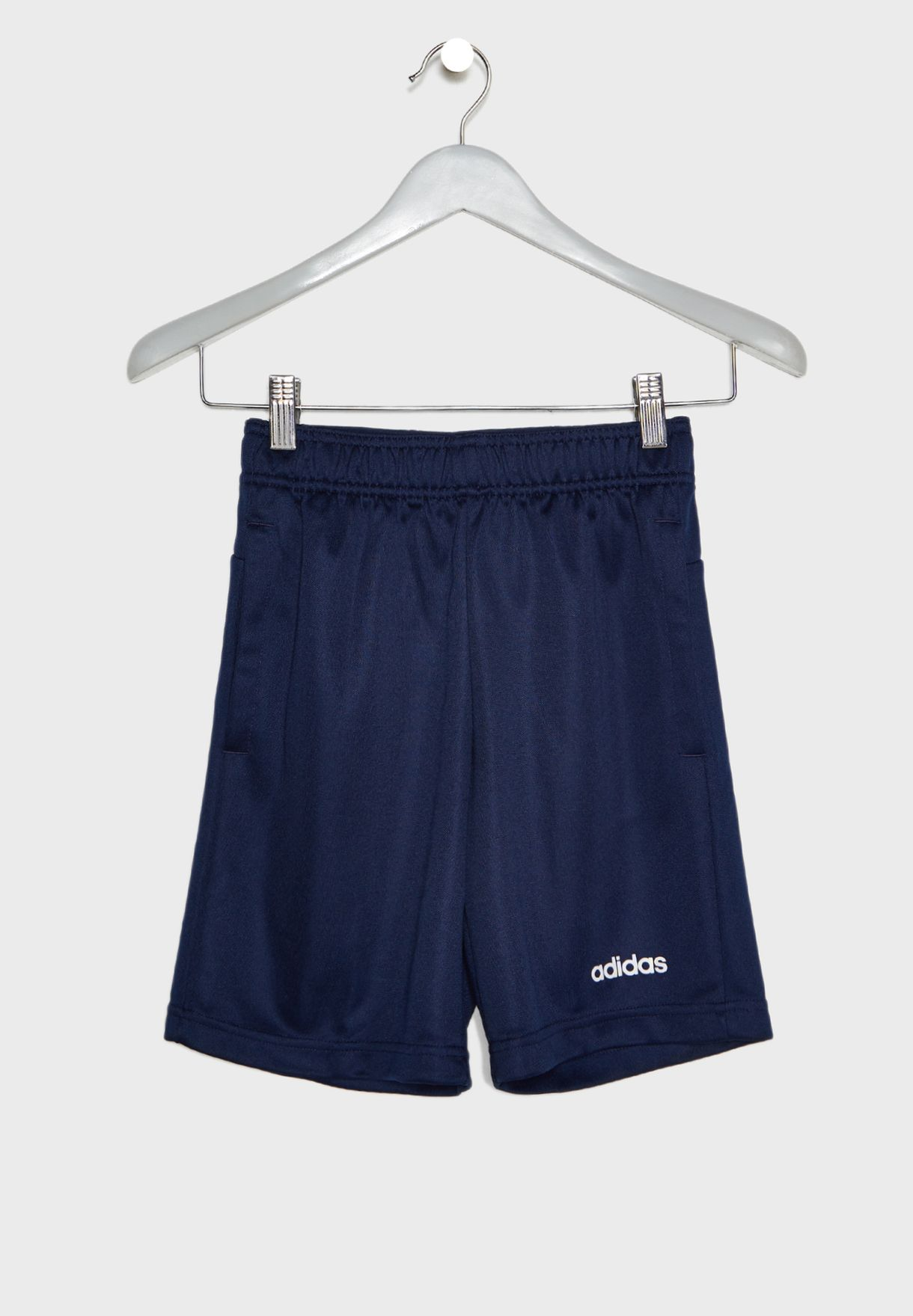 08a61e6aa3 Shop adidas navy Youth Linear Knit Shorts DV2924 for Kids in Bahrain ...
