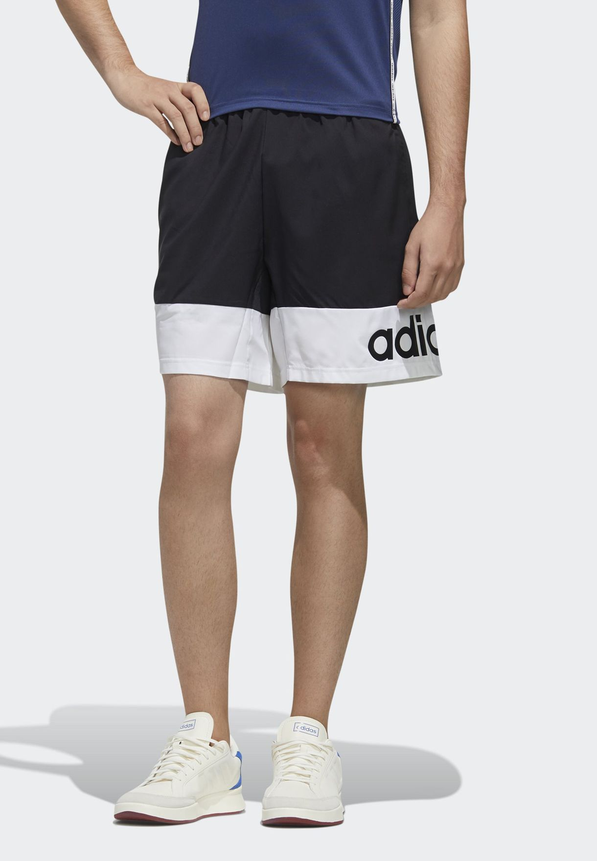 D2M Colour Block Shorts