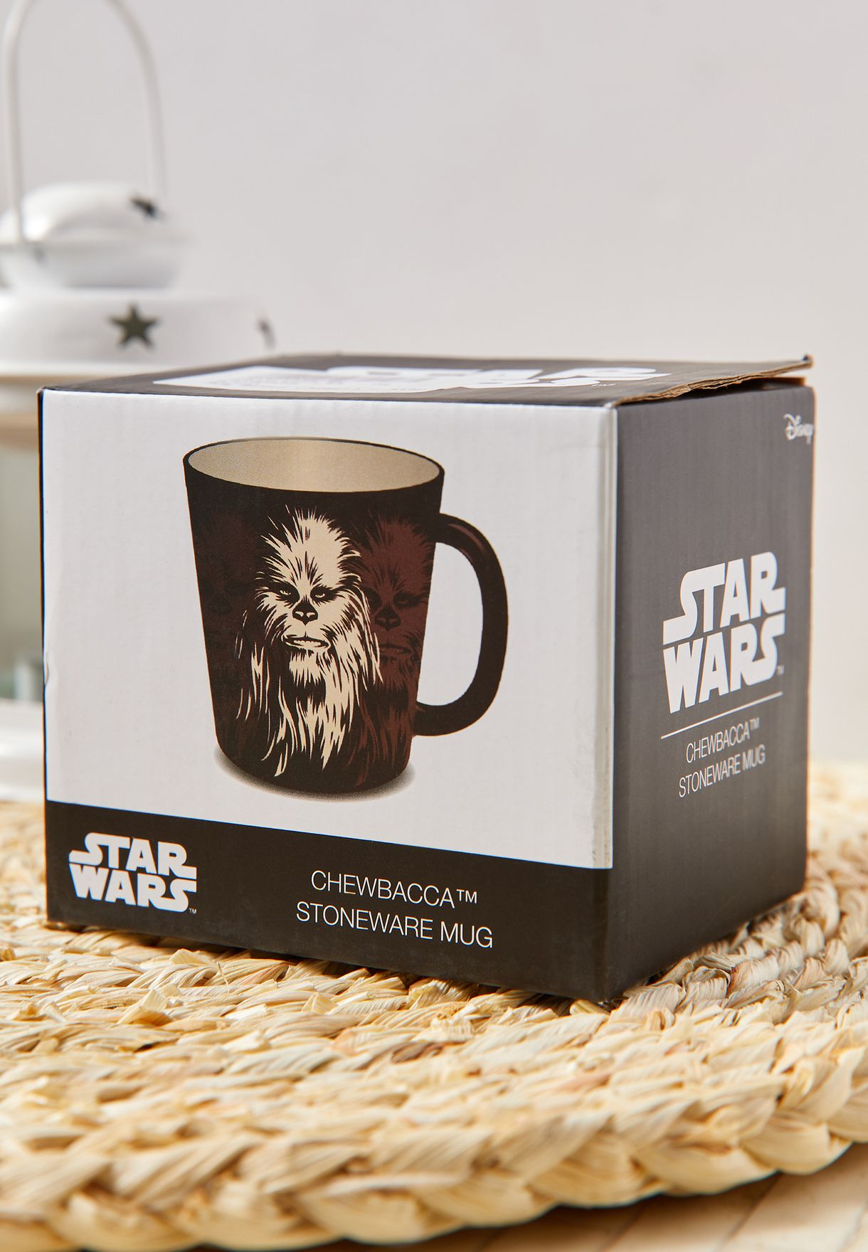 Star Wars Chewbacca Mug