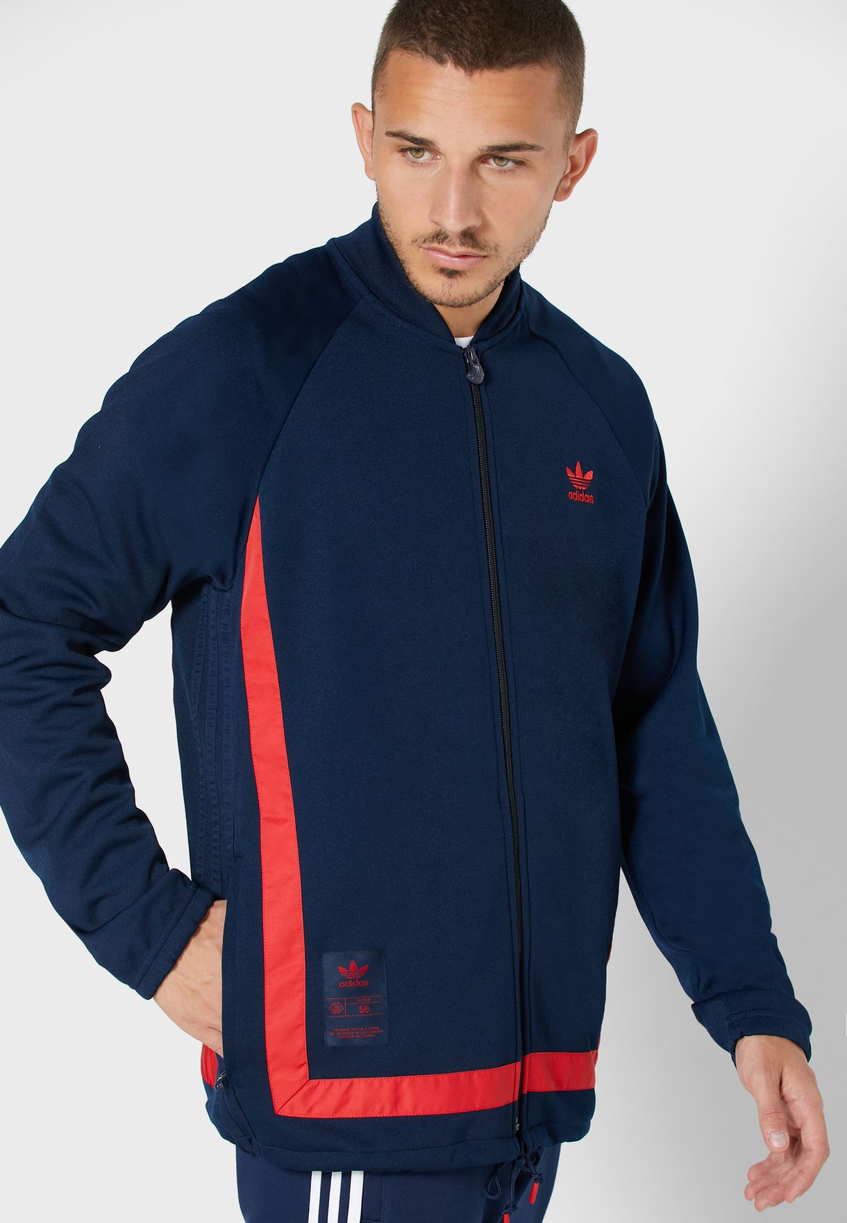 Warm Up Track Jacket
