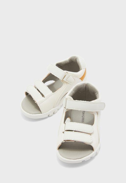Infant Ankle Strap Sandal
