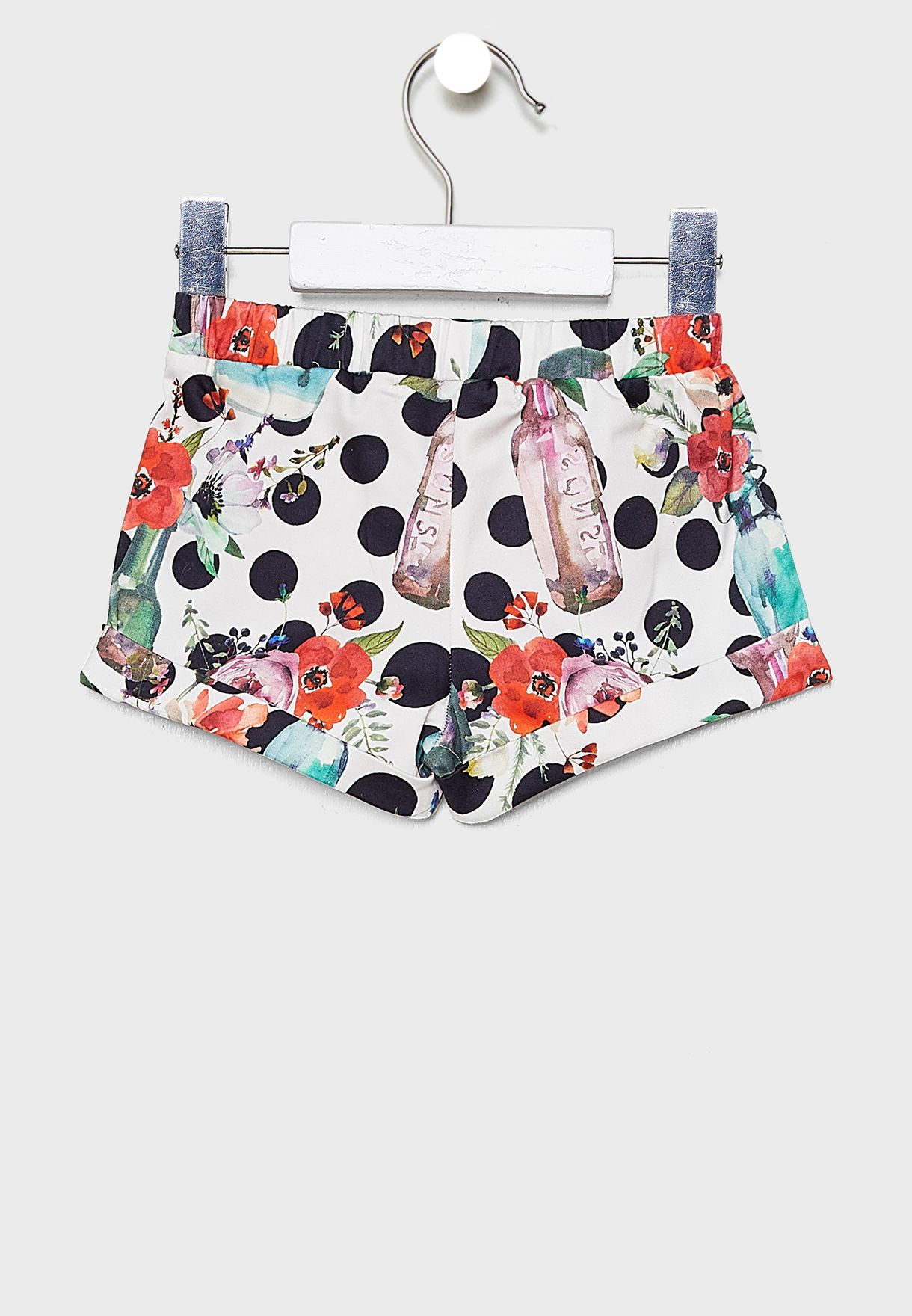 Infant Printed Shorts