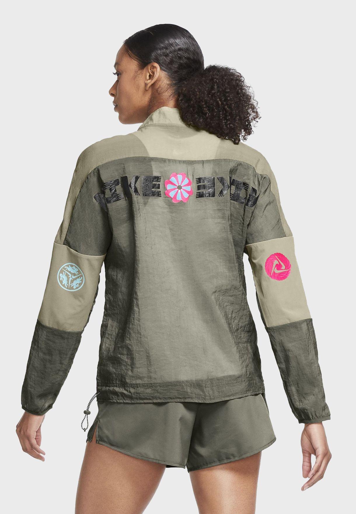 Icon Clash Bomber Jacket