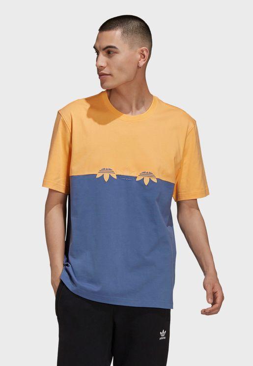 Slice Trefoil T-Shirt