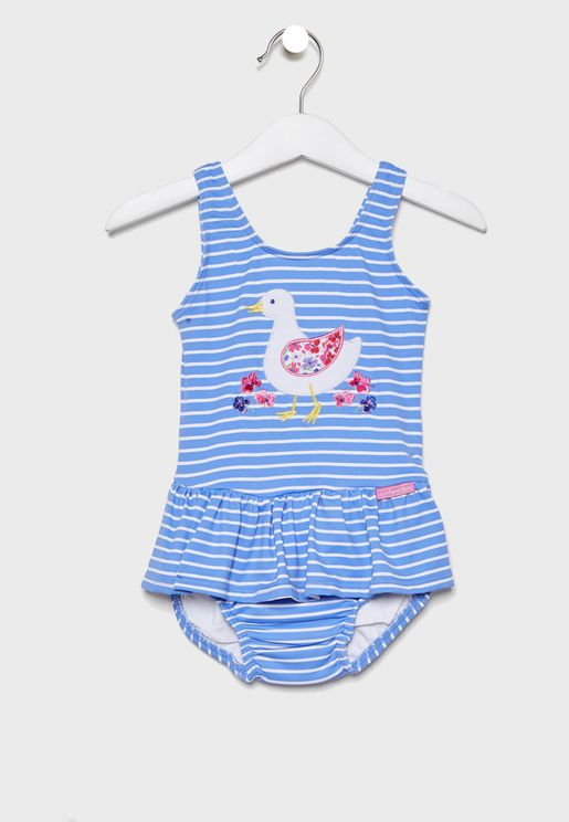 Kids Duck Swimsuit