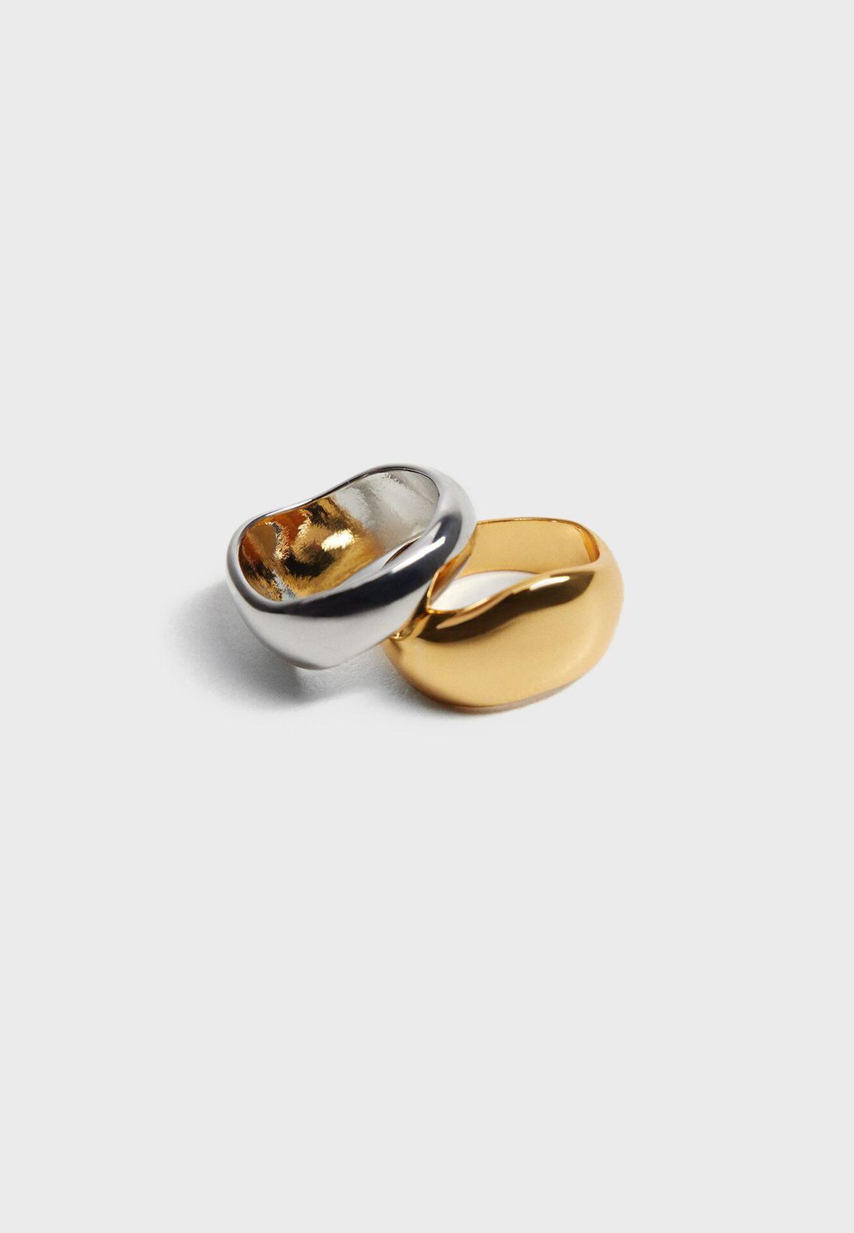 Tif Ring Set