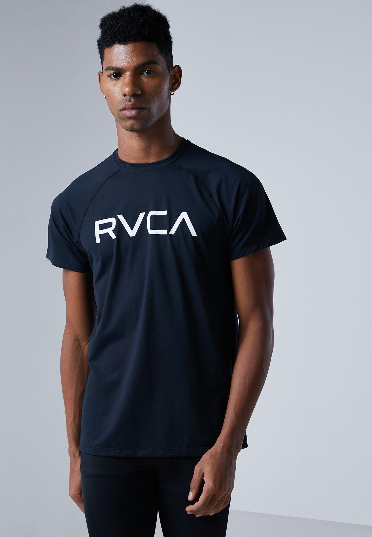 Micro Mesh Rashgaurd T-Shirt