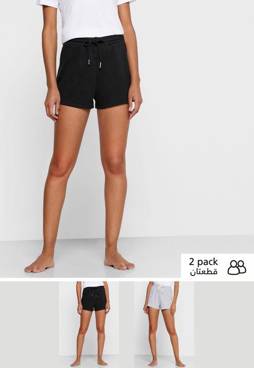 2 In 1 Essential Pyjama Shorts