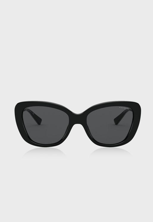 0HC8291  Shape Sunglasses