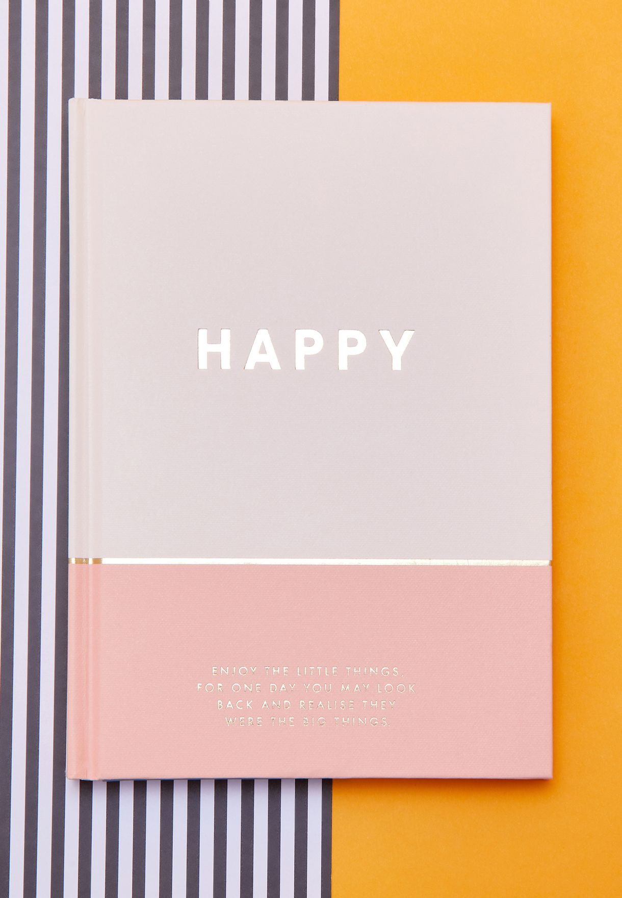 Happiness Journal Notebook
