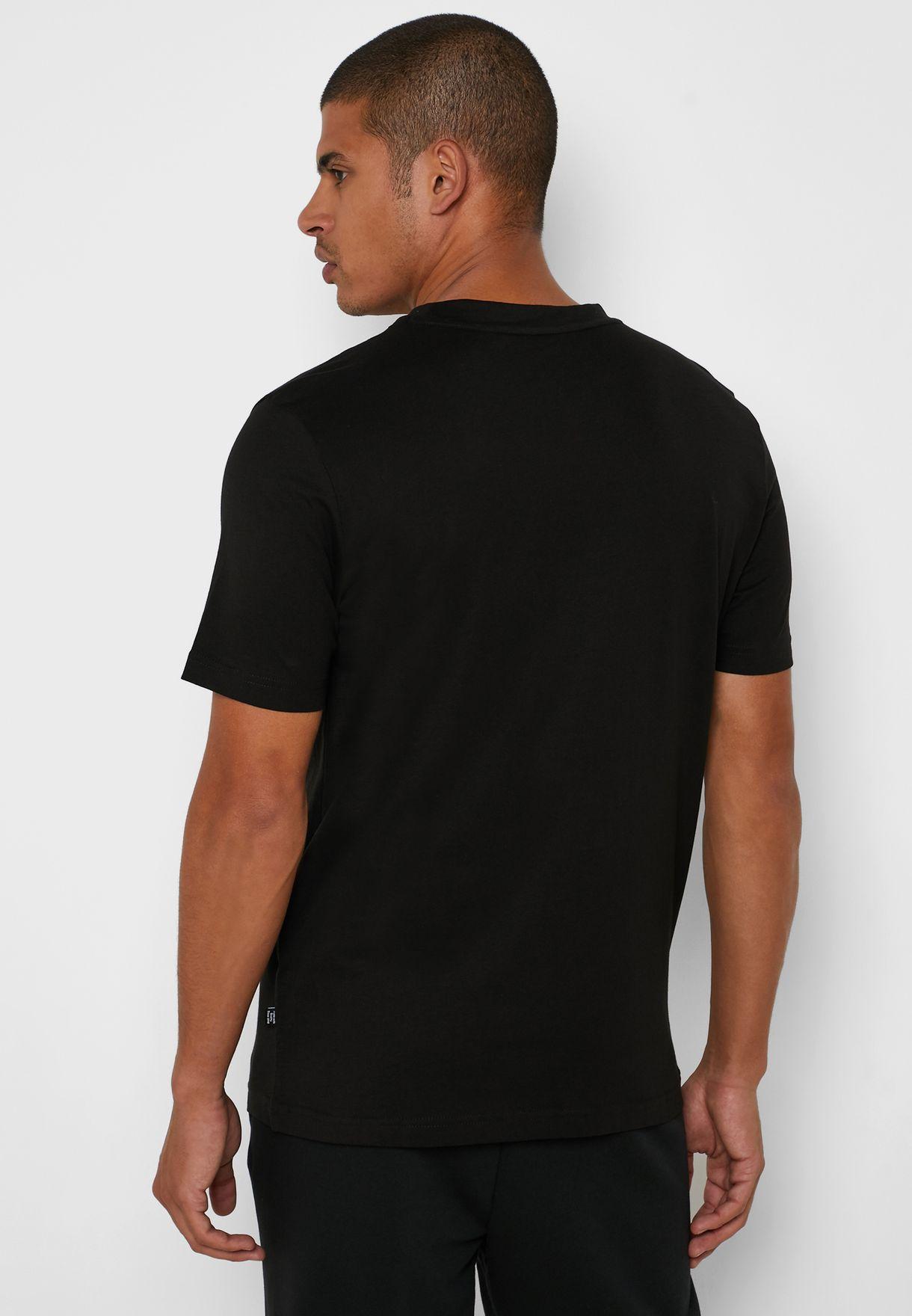Rebel Camo Fill T-Shirt