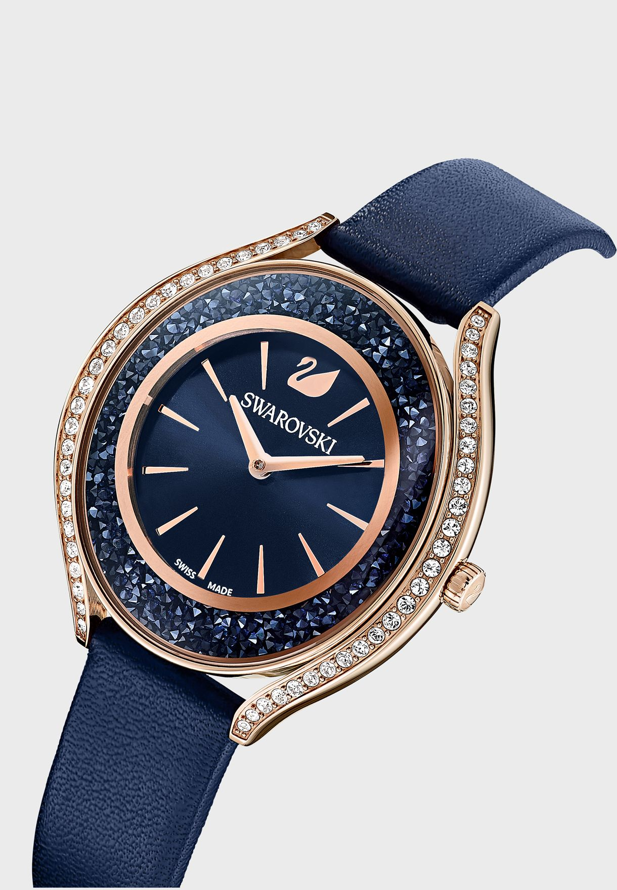 Crystalline Aura Analog Watch