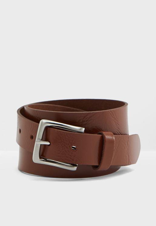 Core Leather Belt
