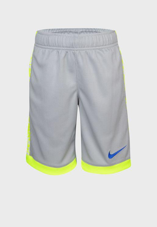 Kids Trophy Shorts