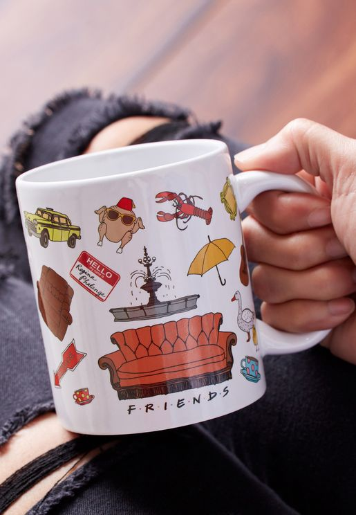 Friends Anytime Mug