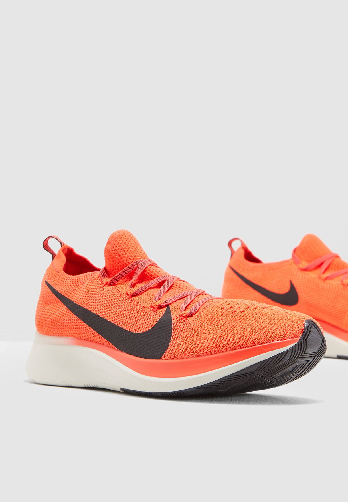 97c0b529004a Shop Nike orange Zoom Fly Flyknit AR4561-600 for Men in Saudi ...
