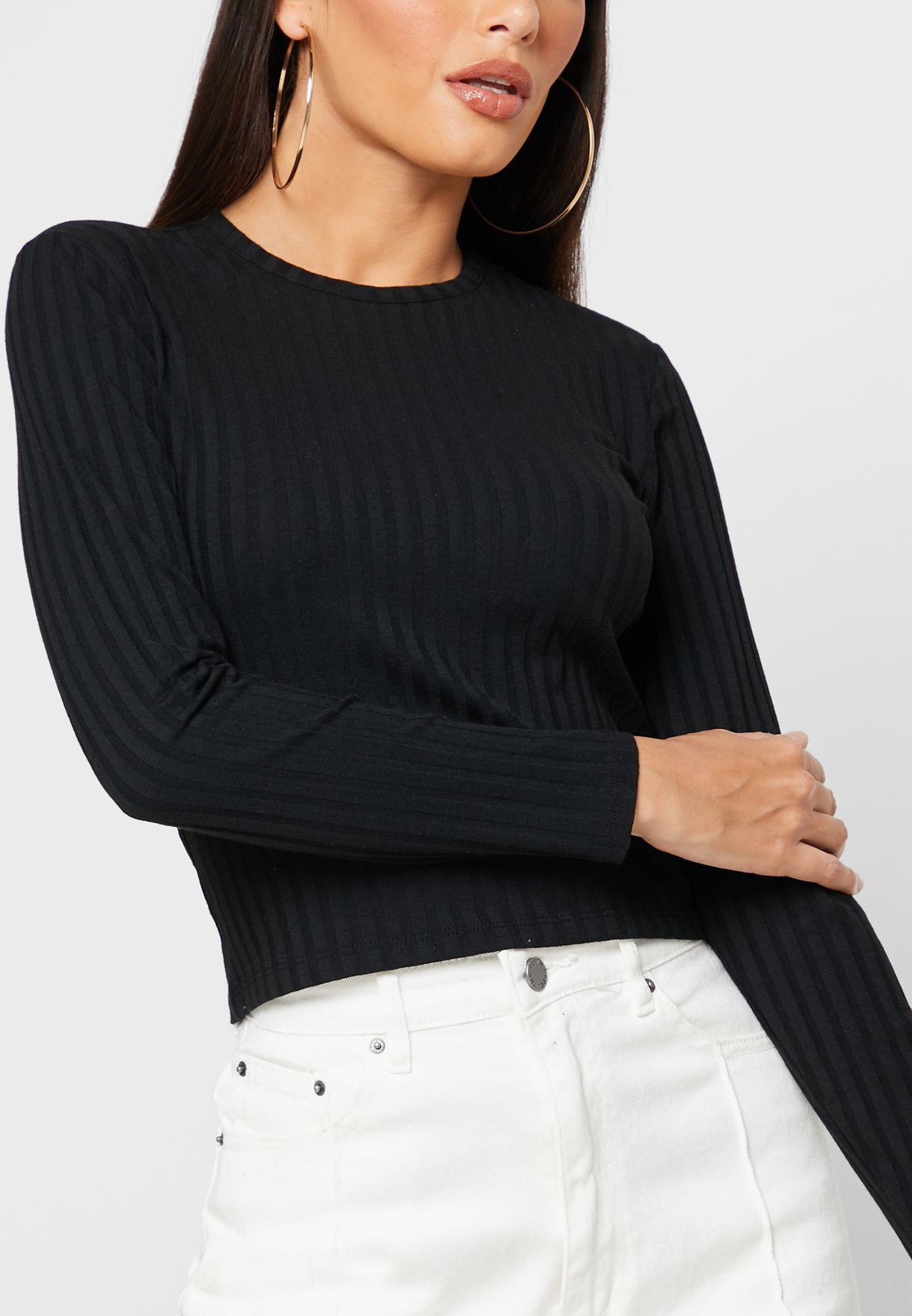 Ribbed Top