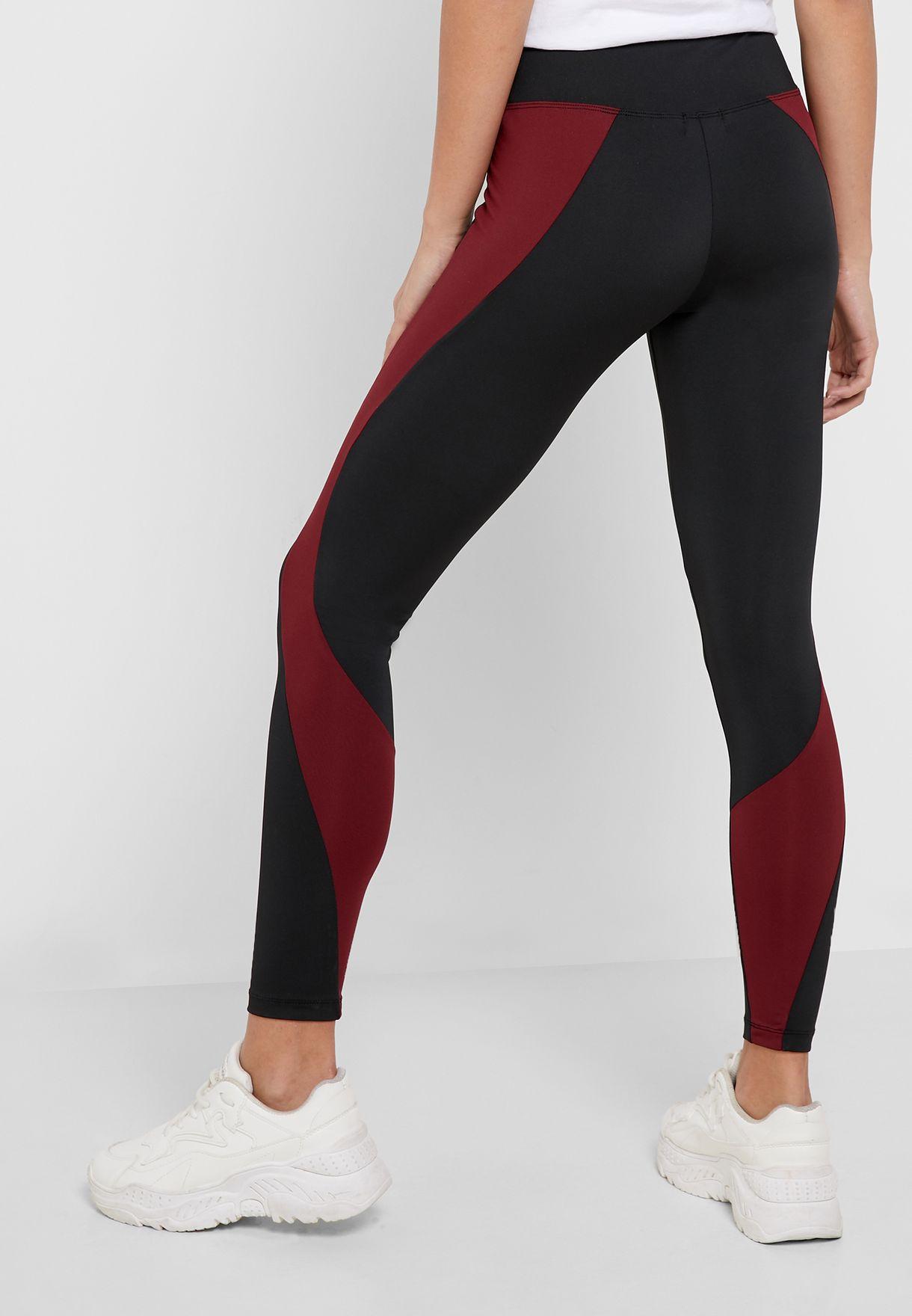 Highwaisted Intarsia Leggings