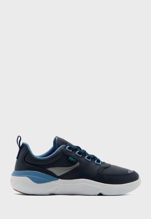 Wildcard Low Top Sneaker