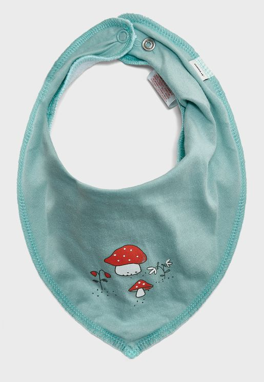 Kids Graphic Bib
