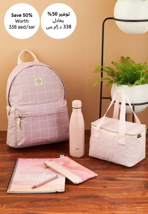 Namshi Back To School Kit Worth 332