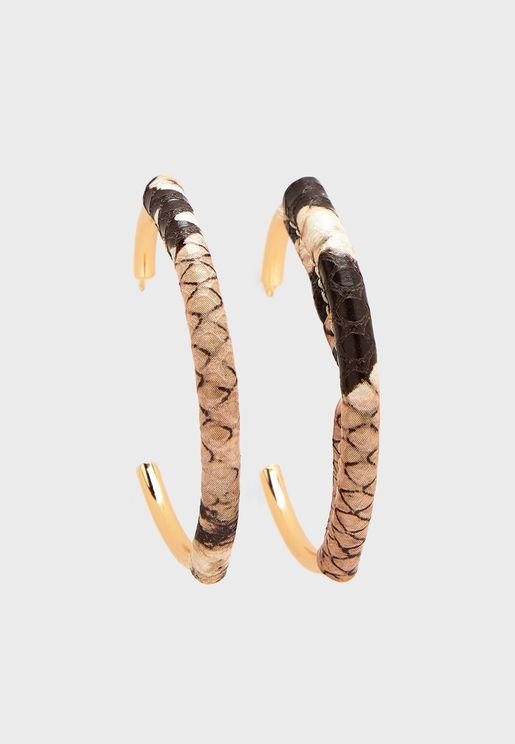 Abeline Hoop Earrings