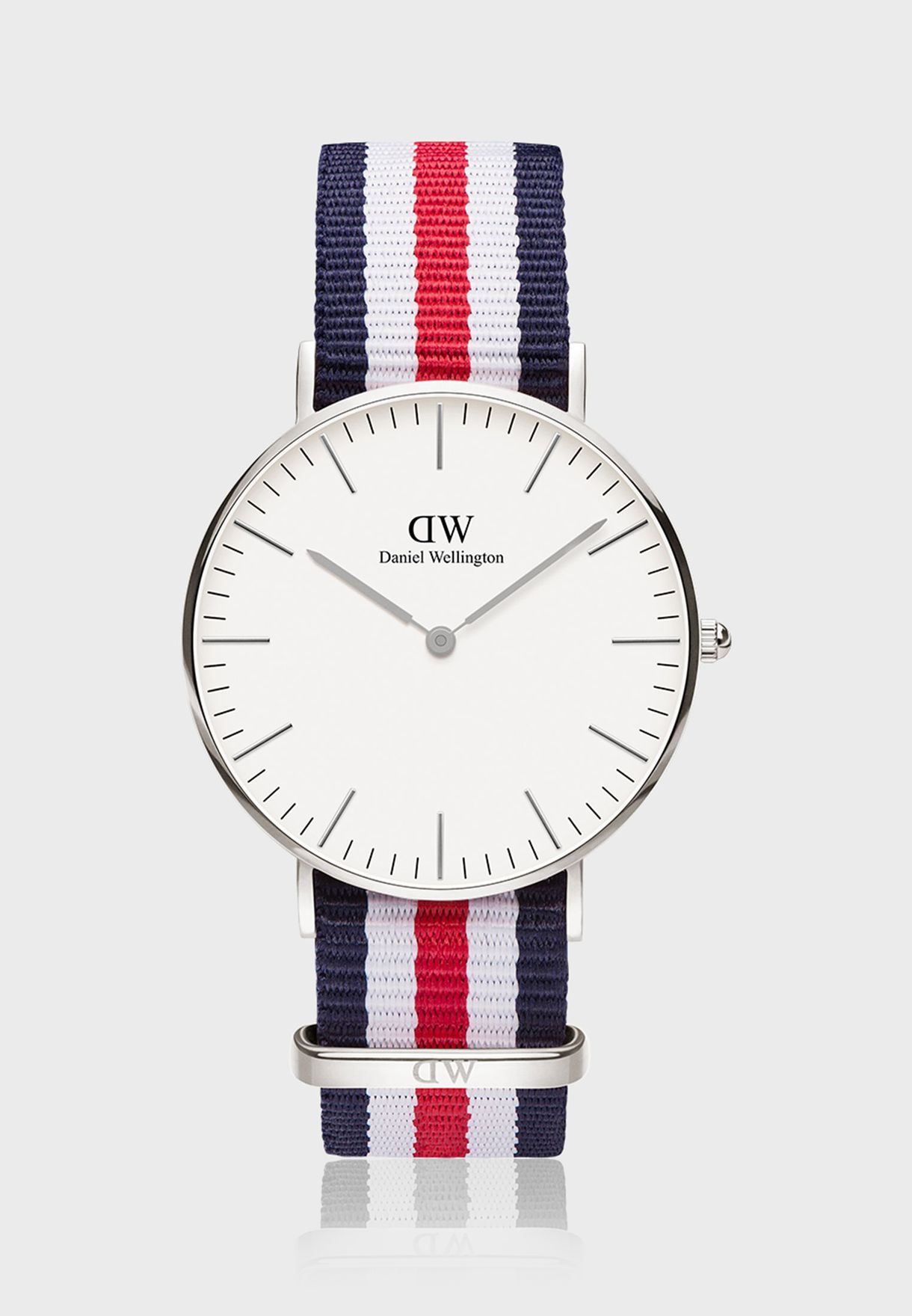 Classic Canterbury White 36mm Watch